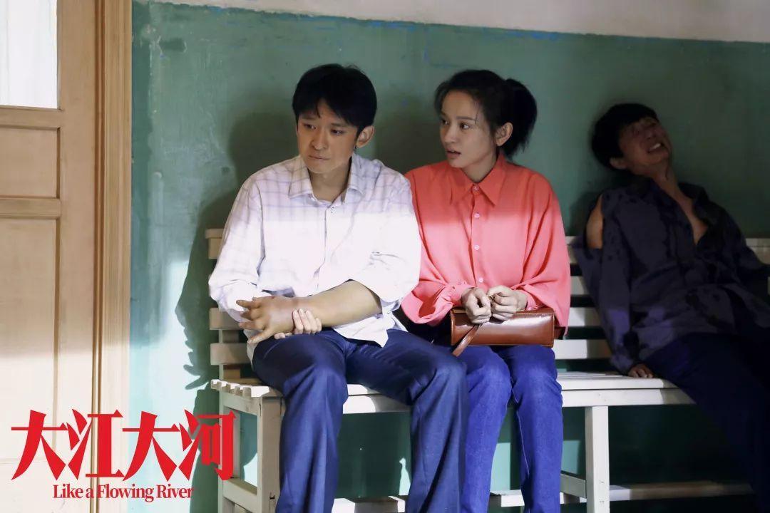 施诗:《大江大河》中戴娇凤折射出许多年轻人影子