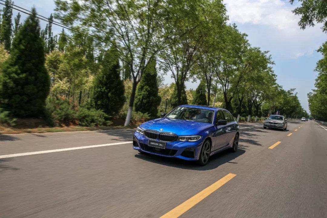 Cars01试驾丨全面提升,不只是印象中的那台3系