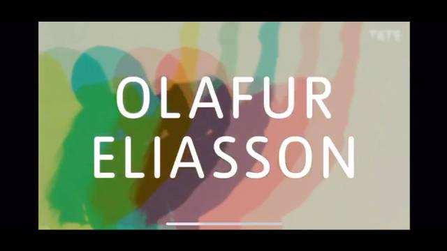 芭莎艺术2016年5月封面人物——奥拉维尔·埃利亚松在泰特新展Ola