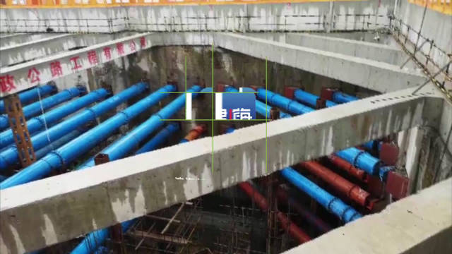 滨海地铁B1线启动应急预案,做好防汛抗灾工作