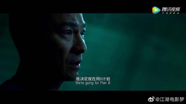 杨祐宁看到女神舒淇,不自然的就开始耍酷了哈哈