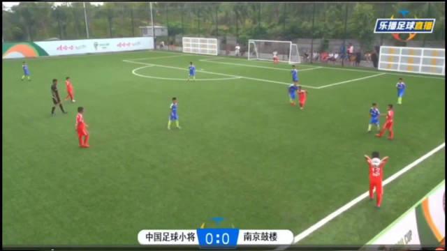 """连续两场比赛个人突破制造点球, U9""""新人""""——李佑安"""