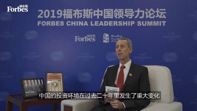 丨专访美中贸易全国委员会总裁