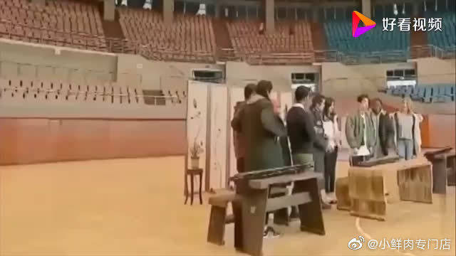 综艺:刘宪华简直就是个音乐天才,第一次弹中国古琴就弹的这么好