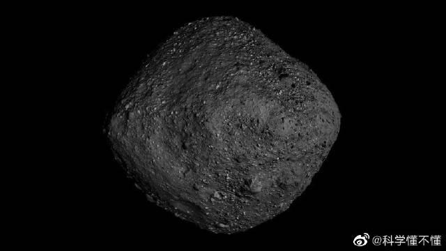 奇怪的菱形小行星贝努,来来来!大家一起看看它的真实样子