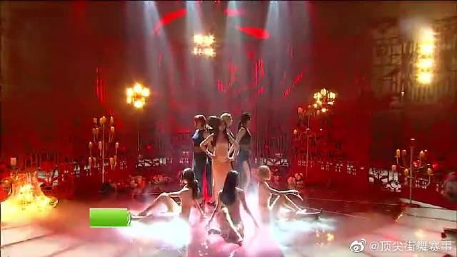 韩国性感女团Girls Day热舞《Something》,满屏的大长腿