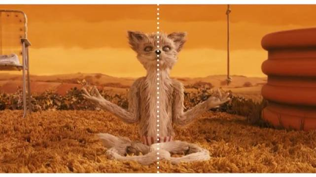 强迫症最爱——韦斯·安德森镜头下的构图和配色