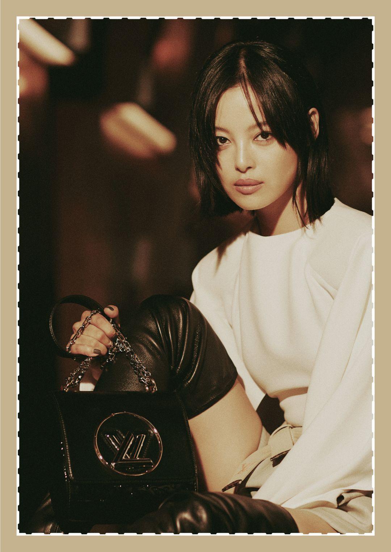 欧阳娜娜,辛芷蕾,lisa.为什么女明星集体迷恋上了短发?图片