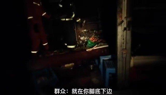 2月27日下午,太原一菜店着火,男子的25000多元存款成为残币。