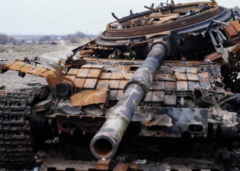 坦克在叙利亚实战上为活靶子?不会用只能挨打,玩明白就反杀对手