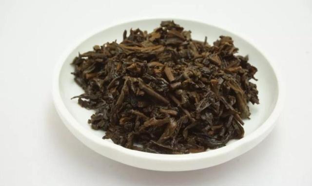 六堡茶图谱:各种年份和发酵程度,赶快学习一下!