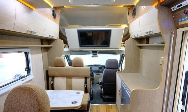 全顺C型车,空间v空间两相宜家具金英马有限公司图片