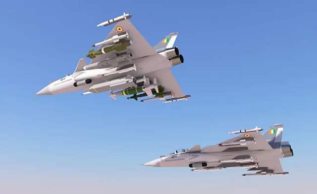 真·傻大胆:LCA上舰不算啥,印度人还打算把它改成双发战斗机