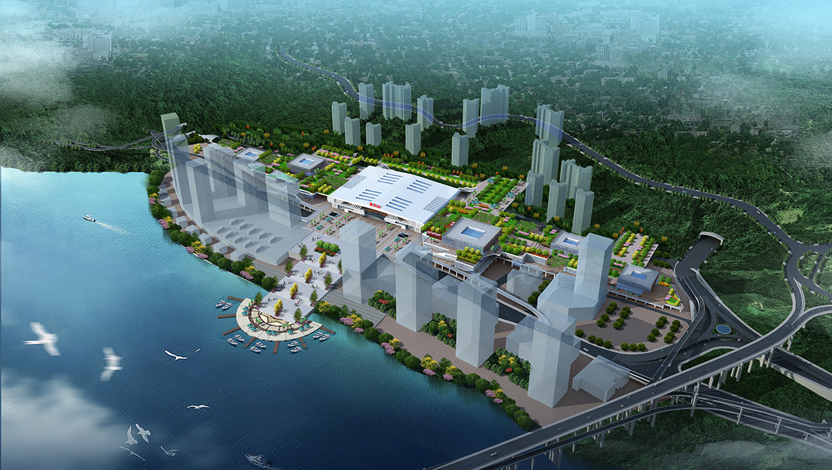 近日,重庆城市综合交通枢纽(集团)有限公司官网上
