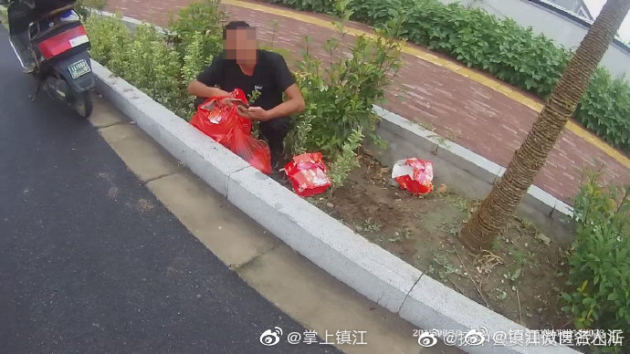 台风天气男子醉酒驾驶电瓶车跌倒   民警将其安全送回家