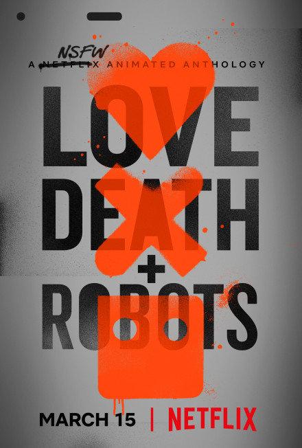 《爱,死亡和机器人》艾美奖斩获诸多奖项