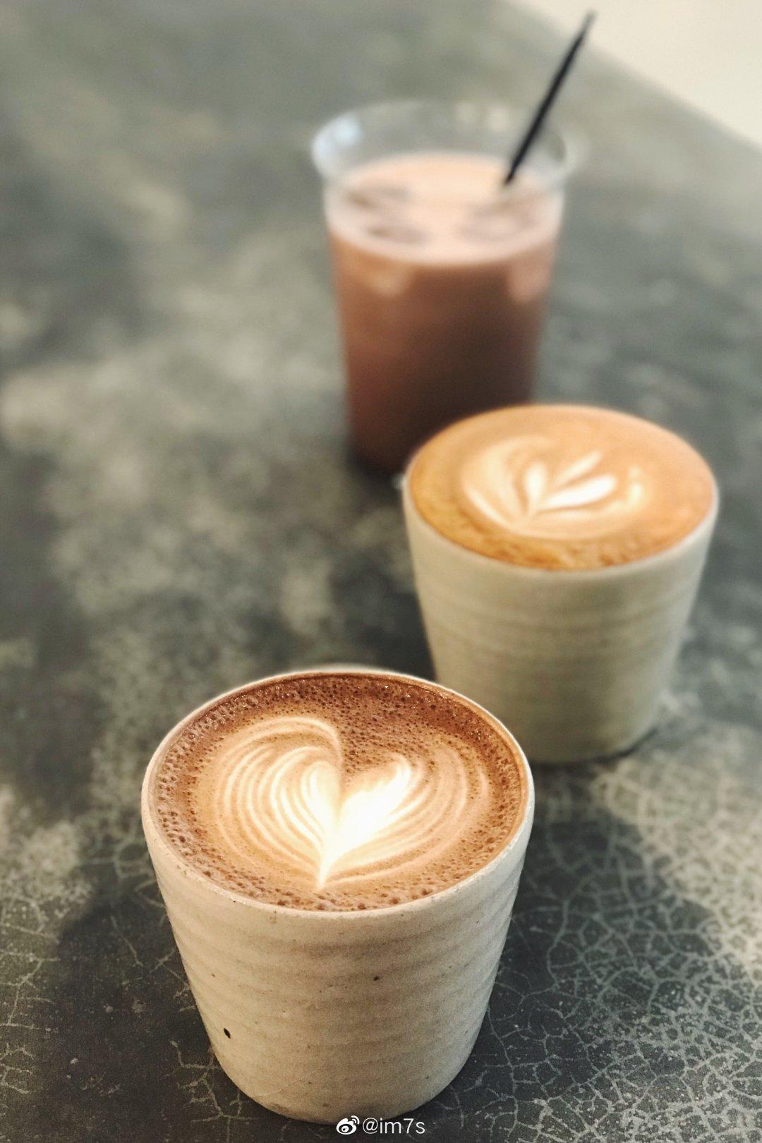 厦门人气咖啡馆:21GRAM COFFEE  文屏路嘉禾良库店  @im7s 投稿