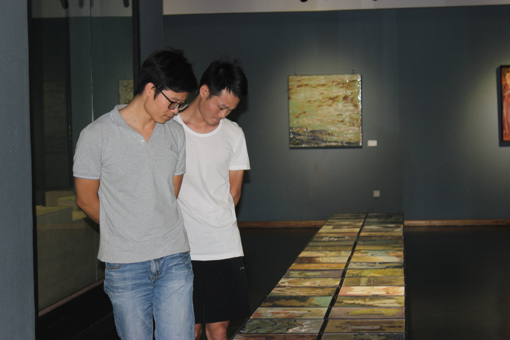 2019第三届中国瓷画双年展开幕,展期三个月