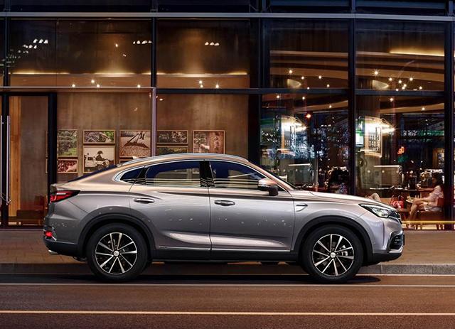 长安首款轿跑SUV,预售15万元起贵吗?