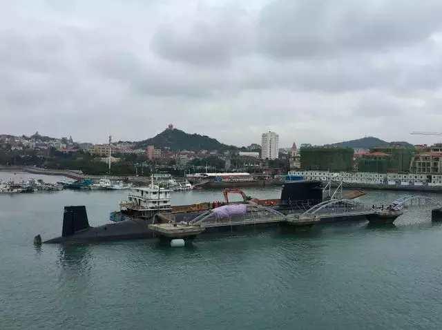 401艇长征一号,是中国海军09I型攻击型核潜艇的首艇,已经退役