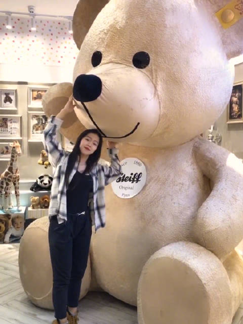 萌化少女心的泰迪熊咖啡馆