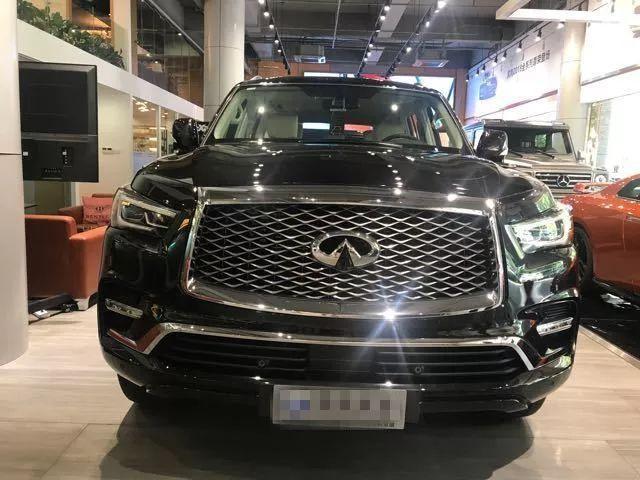 轴距超3米,5.6L大排量,全尺寸最新款SUV,不到100万