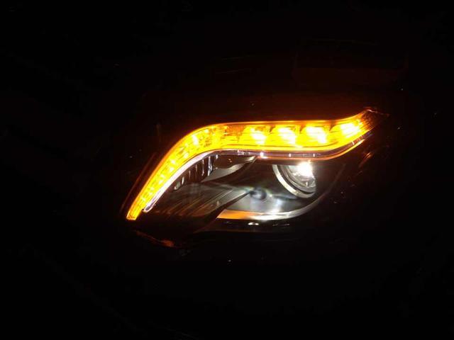 奔驰GLK260 动感型极致版加装氙气智能高配