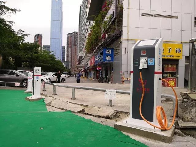 上海新能源汽车为什么不保值?投资公共小区充电站有前景吗?