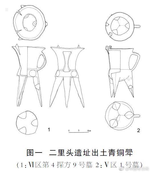 二里头遗址二里头文化至二里岗文化过渡期的青铜器生产