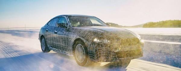宝马i4新款电动轿车规格曝光 续航600公里/530匹马力