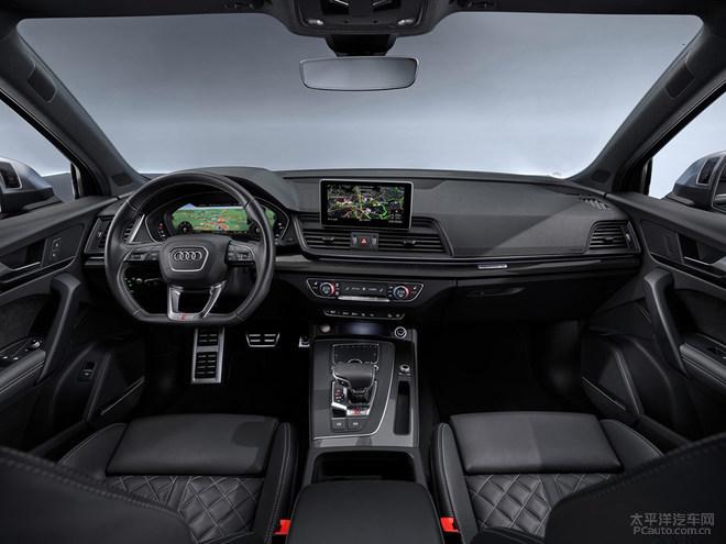 奥迪SQ5 TDI匹配全时四驱系统,今夏德国上市