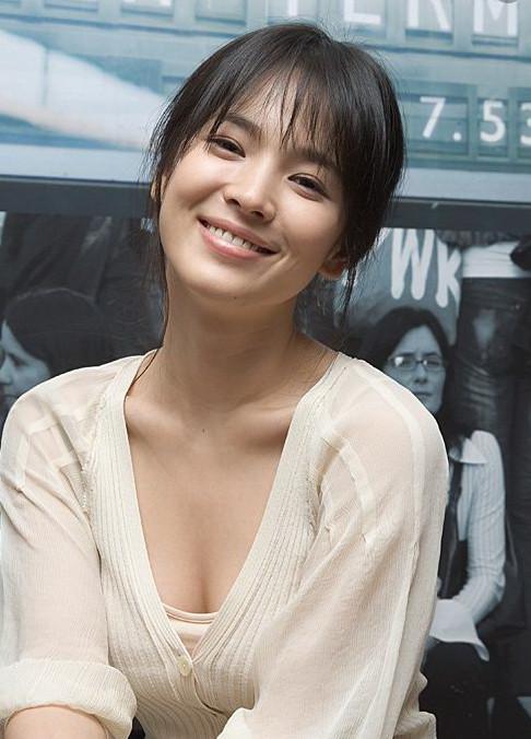 韩国女神宋慧乔甩肉30斤,自曝瘦身女生,很多豆瓣都做错了t25脂减经验图片