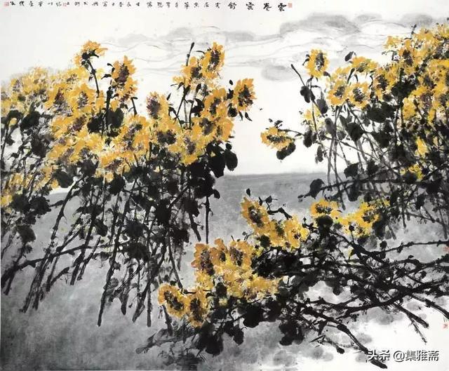 """范迪安:中国油画不仅要姓""""油"""",更要姓""""中国""""图片"""
