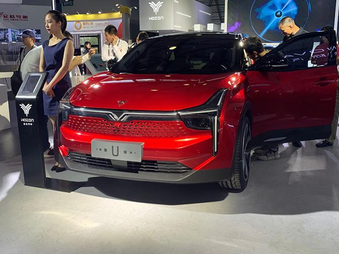 """引领科技风向标 今年CES展看这些车企如何玩转""""未来"""""""