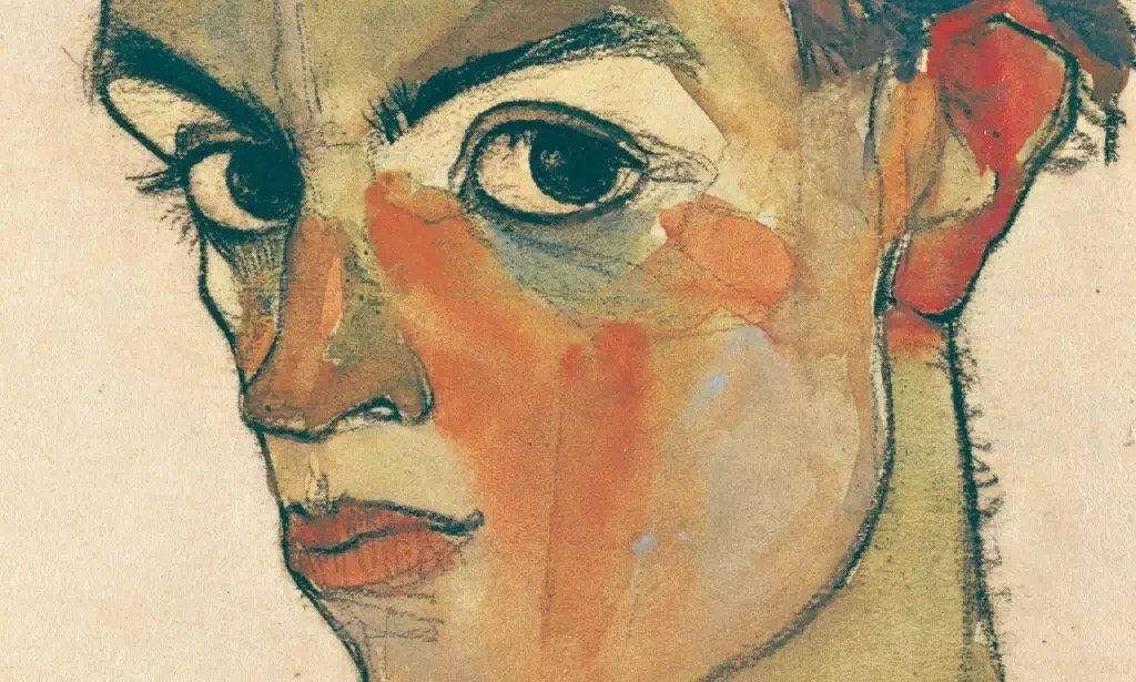 埃贡·席勒 的经典画作