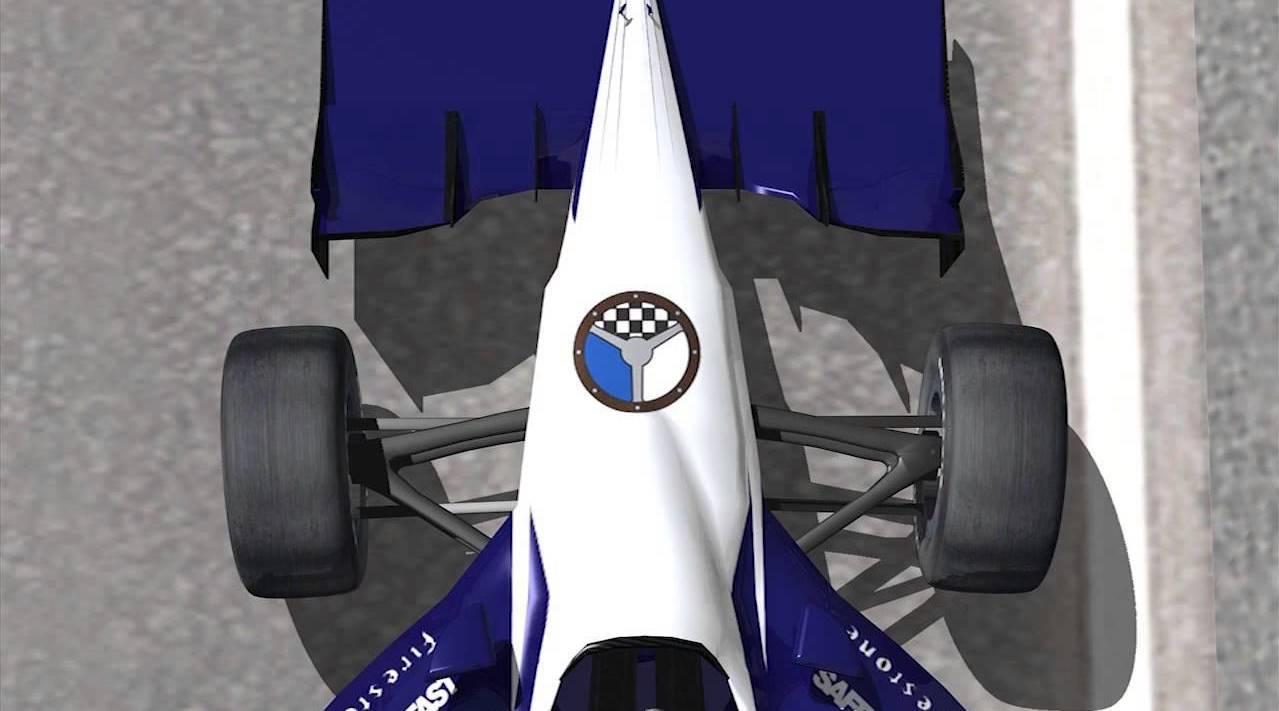 视频-方程式赛车的底盘悬挂设定常识加里-安德森对梅赛德斯双轴转向