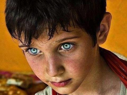 全球最美的10双眼睛,每一双仿佛都会说话,摄人心魄,让人入迷