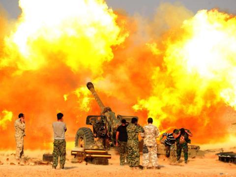 美盟友率先发难,火箭弹直扑土耳其重镇,土耳其反击摧毁7个目标
