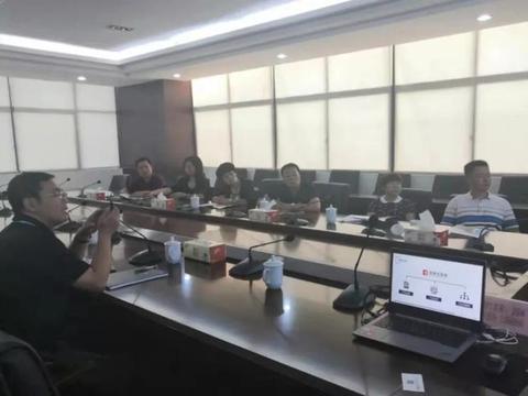 广西省贵港市卫生健康委主任一行莅临纳金科技产业园参观