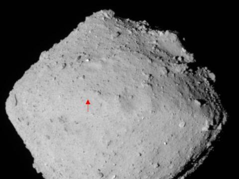 """探索生命的起源!日本将要在小行星""""龙宫""""的表面部署另一次着陆"""