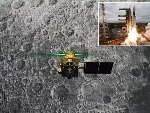 嫦娥五号奔月计划回程 印度登月看着月背想登极 逐渐加码难度大
