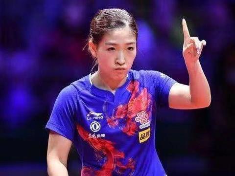 """喜讯!刘诗雯世界杯夺冠,成历史首位""""五冠王"""",明年奥运会稳了"""
