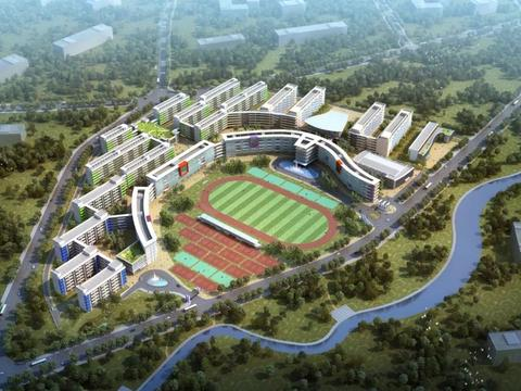来了!北京外国语大学附属海南外国语学校预计9月开学