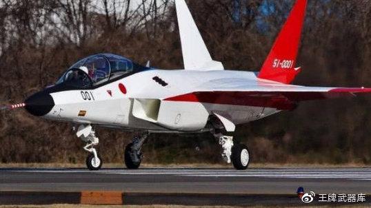 日本XF9-1发动机已完成测试,最大推力15吨,F-3隐身战机要问世?