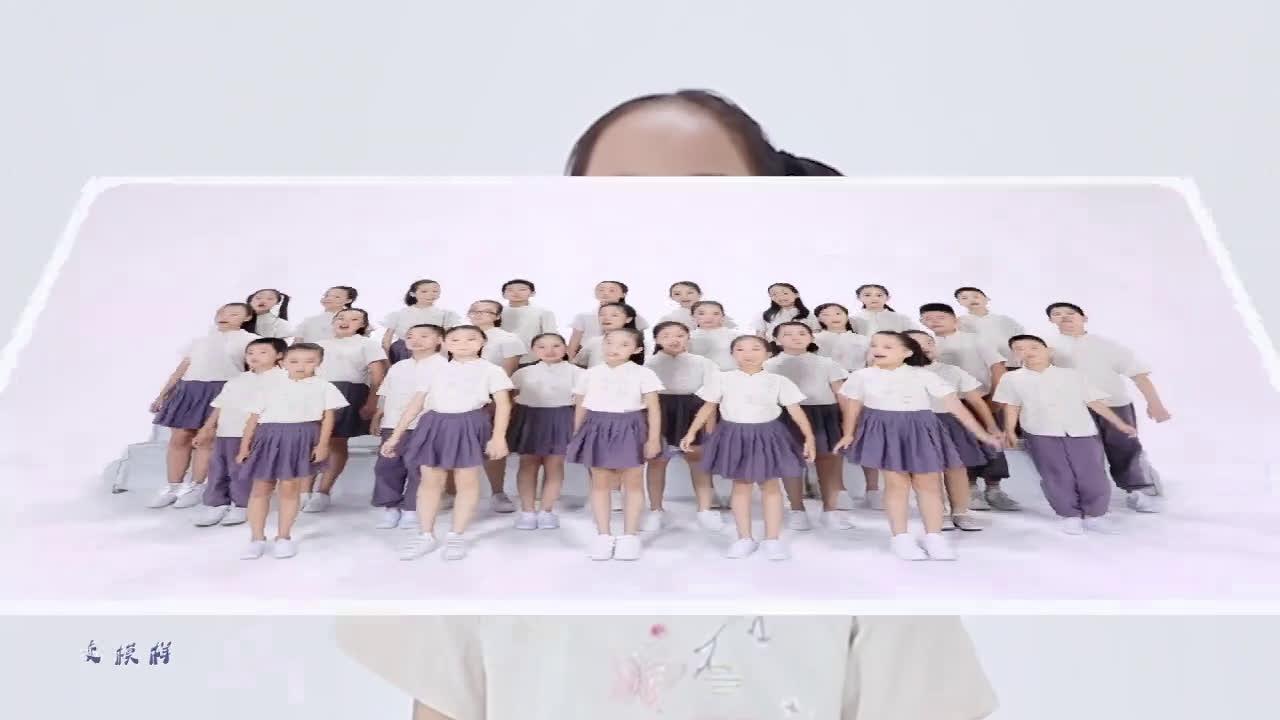 厦门吉岛少儿合唱团全新翻唱《蝴蝶泉边》MV,孩子太优秀了!