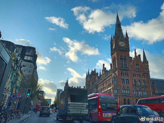 宁静又古典,伦敦初印象