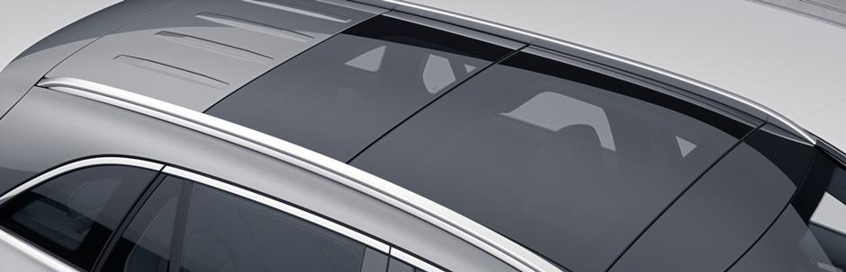 新梅赛德斯——奔驰长轴GLC SUV(敢为英雄)