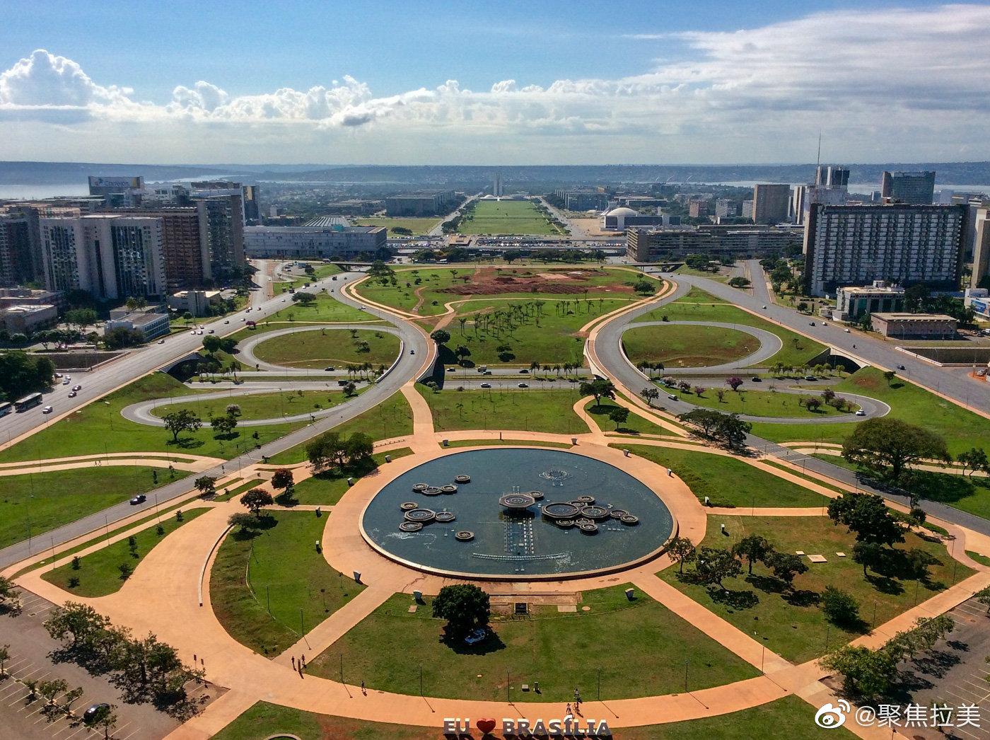 世界城市规划的典范—巴西利亚