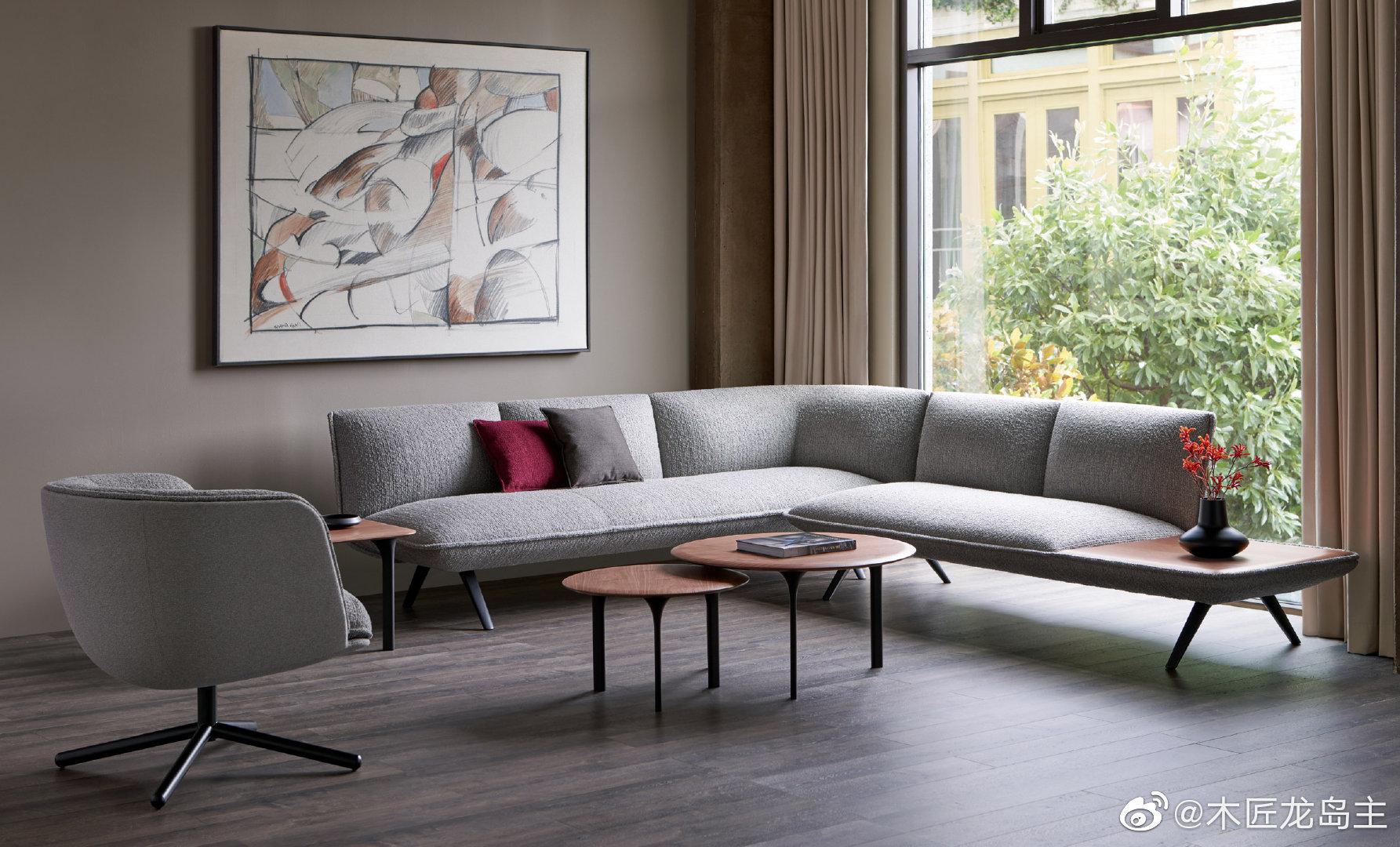 卢卡·尼切托设计模块化家具