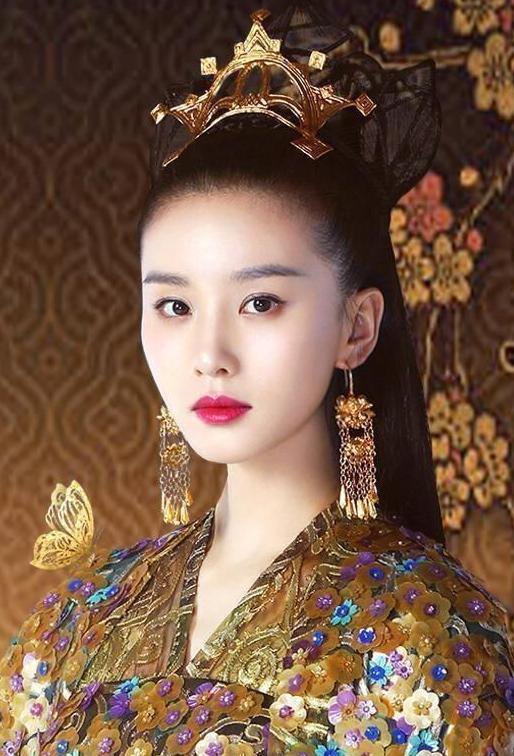 谁是最美古装女神,杨幂上榜,赵丽颖只排第四